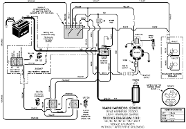 craftsman electric lawn mower wiring diagram the best wiring