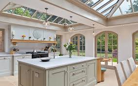 Small Kitchen Diner Ideas Large Conservatory Design Ideas With Build Your Own Conservatory