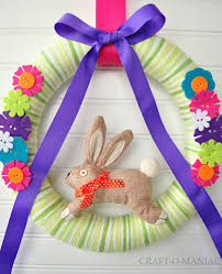30 diy easter wreaths ideas for easter door decorations to make