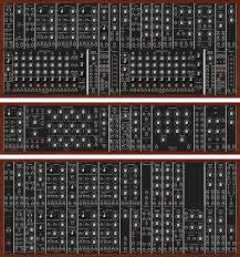 studio 110 synthesizer system analog modular synthesizers for