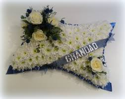wedding flowers essex prices based pillow floral funeral tribute with grandad wording houghton