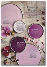 purple paint colors better homes and gardens home and garden