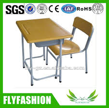 Folding Student Desk Chair by Flyfashion New Design Student Desk And Chair Modern School Desk