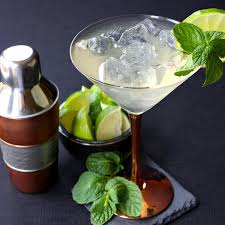 martini mint moscow mule martini recipe food fanatic