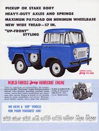 jeep forward control 1960 willys jeep fc 150 forward control truck alden jewell flickr