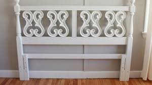 White Wood Headboard Wood Headboards Decoration Lofihistyle Black Wood