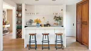 kitchen islands with stools stylish kitchen island ideas southern living