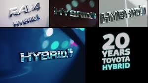 toyota hybrid logo toyota hybrid test days youtube