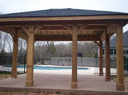 deck pergola and porch designs for pools st louis decks screened