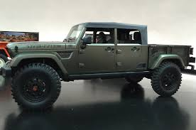 jeep concept truck gladiator jeep pickup 2016 new 2017 2018 car reviews and pictures oto