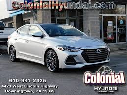 used 2017 hyundai elantra for sale in downingtown pa near west
