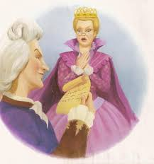 image barbie princess pauper book illustraition 3
