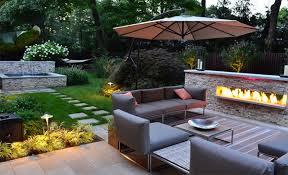 innovative suburban backyard landscaping ideas 35 dynamic backyard