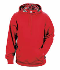 digital camo hood sweatshirt by badger sport at graham sporting