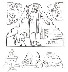 coloring book bible stories lost sheep jesus for kids pinterest sheep sunday and