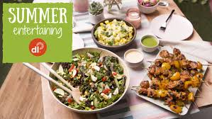 Summer Lunch Ideas For Entertaining - photo gallery 6 healthy and delicious recipes for entertaining