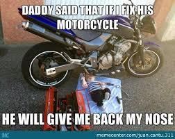 Biker Meme - admin page 32