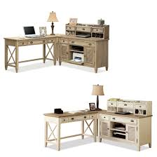 Small L Shaped Desk L Shaped Desk With Hutch Home Painting Ideas