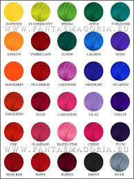 Colour Shades The 25 Best Hair Color Charts Ideas On Pinterest Clairol Hair