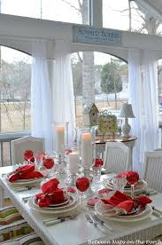 romantic table settings valentine s day tablescapes table settings