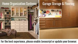 custom storage home organization systems tailored living
