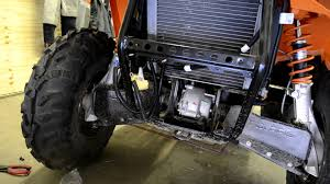 part 1 how to install a winch on a 2012 polaris sportsman 500 ho
