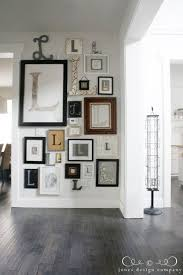 Grey And White Wall Decor Best 25 Wall Of Frames Ideas On Pinterest Picture Wall My