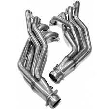 cadillac cts 3 2 2009 2014 cadillac cts v 2 x 3 stainless steel headers