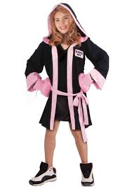 Halloween Costume Ladies Boxer Halloween Costume Boxing Girls