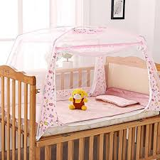 Child Crib Bed Lohome Zippered Baby Kid Children Nursery Bed Crib Mongolia Pack