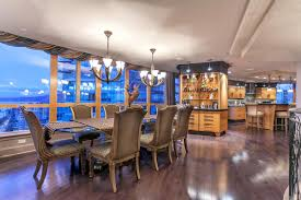 the ultimate luxury penthouse mansion in vancouver idesignarch
