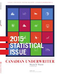 canadian underwriter statistical issue 2015 by annex newcom lp issuu