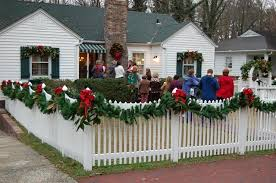decorating mailboxes fences and porches for