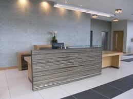 Granite Reception Desk D Davies And