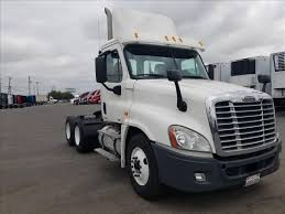 freightliner tractors semis for sale
