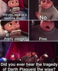 Bedtime Meme - supervillain gru reading a bedtime story meme xyz