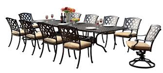 11 Piece Dining Room Set Best Selling Patio Furniture Compare Coolest Outdoor Sets