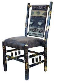 Rustic Dining Chair Restaurant Rustic Dining Chair With Wagon Wheel Spindle Back