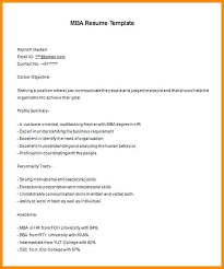 mba application resume format mba resume template resume sle new resume sle resume