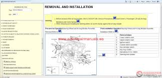 mitsubishi pajero eur 2009 service manual auto repair manual