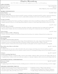 sample journalist resume step by step guide how to optimize your resume format rezi beta resume template