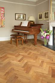 oak aged parquet blocks from the wood floor company