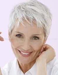 short hairstyles for seniors with grey hair simple hairstyle for short hairstyles for grey hair gallery short