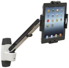 In Wall Mount For Ipad Locking Tablet Holder For Wall Mount Aluminum Ipad Enclosure