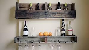 faire un bar de cuisine se créer un mini bar en bois de palettes