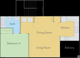 the lexington floor plan 3 bedroom 3 bathroom townhouse b3