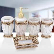 Bath Accessories Online The Focus Bronze Bathroom Accessories U2014 The Homy Design