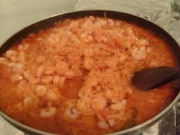 comment cuisiner les crevettes congel馥s mon riz a la crevette amour de cuisine
