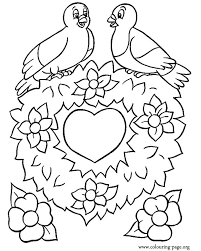 coloring pages of a heart coloring pages of amazing flowers coloring home