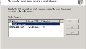 What Is Dns Domain Name by Install And Configure Dns Server In Windows Server 2008